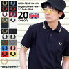 FREDPERRY Fred Perry 马球衬衫弗雷德 · 佩里 M12N 英格兰 Fred Perry 马球短袖的男子男装 (FREDPERRY M12N-United Kingdom-United 王国肺部马球短袖 polo 衫上衣 Fred,佩里 Fred Perry-poro_shatsu)