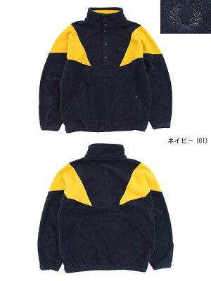 フレッドペリーFREDPERRYジャケットメンズフリースプルオーバー日本企画(FREDPERRYF1809FleecePulloverJKTJAPANLIMITEDJACKETアウタージャンパー・ブルゾンフレッドペリーフレッド・ペリー)