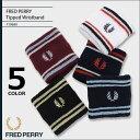 フレッドペリー FRED PERRY リストバンド ティップ 日本企画(FREDPERRY F19690 Tipped Wristband JAPAN LIMI...