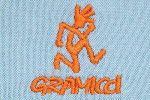 グラミチGRAMICCITシャツ半袖メンズビッグランニングマン(GRAMICCIBigRunningmanS/STeeティーシャツT-SHIRTSカットソートップスメンズレディースユニセックス男女兼用2013-STS)[M便1/1]icefieldicefield