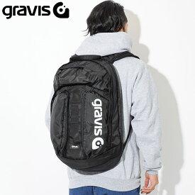 グラビス gravis リュック メトロ バックパック(gravis Metro Backpack Bag バッグ Daypack デイパック 普段使い 通勤 通学 旅行 メンズ レディース ユニセックス 男女兼用 09803) ice filed icefield