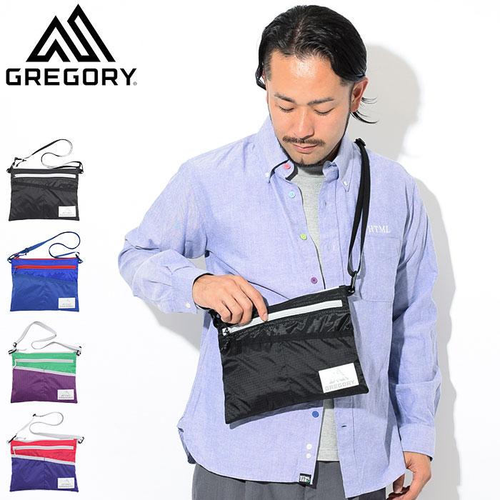 グレゴリー GREGORY ショルダーバッグ ミディアム ライト ウェイト サコッシュ(gregory Medium Light Weight Sacoche Bag バッグ メンズ レディース ユニセックス 男女兼用 109784)
