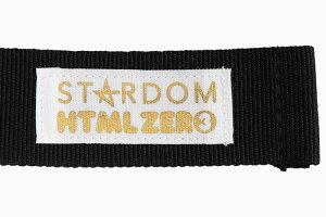 HTMLZERO3×STARDOMスターライト・キッドコラボウエストバッグ(エイチティエムエルゼロスリー×スターダムスターライト・キッドSLKWaistBagボディバッグHTML-ACS269)