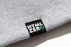 エイチティエムエルゼロスリーHTMLZERO3トレーナーメンズチャンキーラインハーフジップスウェット(htmlzero3ChunkyLineHalfZipSweatスエットトレナートレイナートップスエイチティーエムエルHTML-SW020)