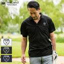 【送料無料】【ポイント10倍】エイチティエムエル ゼロスリー HTML ZERO3 ポロシャツ ドライ メンズ ゴルファーズ(Golf Poloトップス)(…