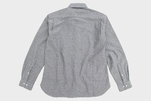 エイチティエムエルゼロスリーHTMLZERO3シャツ長袖メンズバリオスボタンオックスフォード(htmlzero3VariousButtonOxfordL/SShirtカジュアルシャツトップスエイチティーエムエルHTML-SHT123)icefiledicefield