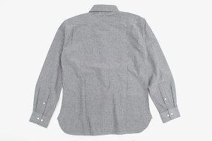 エイチティエムエルゼロスリーHTMLZERO3シャツ長袖メンズプレイドフィギュア(htmlzero3PlaidFigureL/SShirtカジュアルシャツトップスエイチティーエムエルHTML-SHT132)