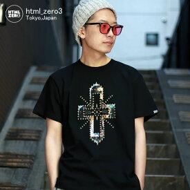 エイチティエムエル ゼロスリー HTML ZERO3 Tシャツ 半袖 メンズ ディープリー ガール(html zero3 Deeply Girl S/S Tee ティーシャツ T-SHIRTS カットソー トップス エイチティーエムエル HTML-T530)[M便 1/1]