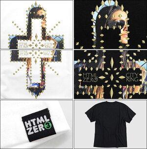 エイチティエムエルゼロスリーHTMLZERO3Tシャツ半袖メンズディープリーガール(htmlzero3DeeplyGirlS/STeeティーシャツT-SHIRTSカットソートップスエイチティーエムエルHTML-T530)[M便1/1]icefiledicefield