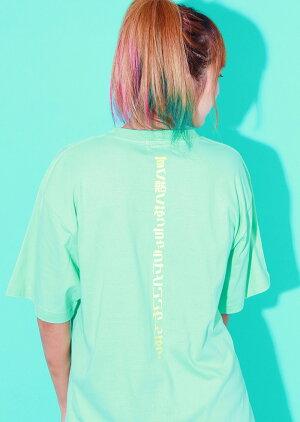 HTMLZERO3×STARDOMウナギ・サヤカコラボTシャツ半袖メンズ(エイチティエムエルゼロスリー×スターダムウナギ・サヤカすぐ熱S/STeeティーシャツHTML-T593)[M便1/1]