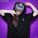 【8月末入荷予定】HTML ZERO3×STARDOM スターライト・キッド コラボ Tシャツ 半袖 メンズ ( エイチティエムエル ゼロ…