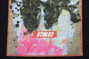スーパーセール開催!エイチティエムエルゼロスリーHTMLZERO3Tシャツ半袖メンズキャサリンヴォーグ(htmlzero3KatherineVogueS/STeeティーシャツT-SHIRTSカットソートップスエイチティーエムエルHTML-T537)[M便1/1]