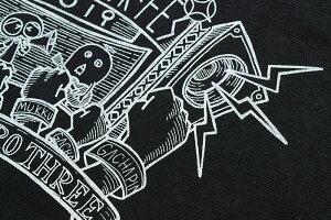 エイチティエムエルゼロスリーHTMLZERO3Tシャツ半袖メンズガチャピンファナティックコラボ(HTMLZERO3×GachapinFanaticS/STeeCollaborationティーシャツT-SHIRTSカットソートップスエイチティーエムエルHTML-T572)[M便1/1]