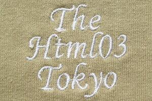 エイチティエムエルゼロスリーHTMLZERO3Tシャツ半袖メンズザHtml03(htmlzero3TheHtml03S/STeeティーシャツT-SHIRTSカットソートップスエイチティーエムエルHTML-T574)[M便1/1]icefiledicefield