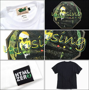 エイチティエムエルゼロスリーHTMLZERO3Tシャツ半袖メンズアップライジング(htmlzero3UprisingS/STeeティーシャツT-SHIRTSカットソートップスエイチティーエムエルHTML-T540)[M便1/1]icefiledicefield
