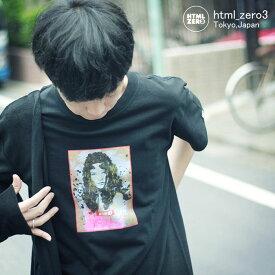 エイチティエムエル ゼロスリー HTML ZERO3 Tシャツ 半袖 メンズ キャサリン ヴォーグ ( html zero3 Katherine Vogue S/S Tee ティーシャツ T-SHIRTS カットソー トップス エイチティーエムエル HTML-T537 )[M便 1/1]