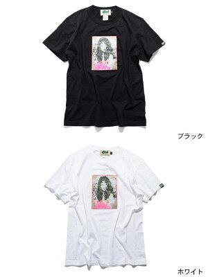 エイチティエムエルゼロスリーHTMLZERO3Tシャツ半袖メンズキャサリンヴォーグ(htmlzero3KatherineVogueS/STeeティーシャツT-SHIRTSカットソートップスエイチティーエムエルHTML-T537)[M便1/1]icefiledicefield