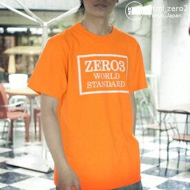 エイチティエムエル ゼロスリー HTML ZERO3 Tシャツ 半袖 メンズ クラーク ライク(html zero3 Clerk Like S/S Tee ティーシャツ T-SHIRTS カットソー トップス エイチティーエムエル HTML-T546)[M便 1/1]