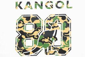 カンゴールKANGOLTシャツ半袖メンズ80thカレッジカモ(KANGOL80thCollegeCamoS/STeeティーシャツT-SHIRTSカットソートップスLCT0011)[M便1/1]