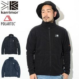 カリマー Karrimor ジャケット メンズ トレイル フリース(Karrimor Trail Fleece JKT フリースジャケット JAKET JACKET アウター ジャンパー・ブルゾン アウトドア SM-UE19-0114)