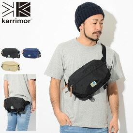 カリマー Karrimor ウエストバッグ VT R ヒップ バッグ(Karrimor VT R Hip Bag ショルダーバッグ ウエストポーチ ヒップバッグ ボディーバッグ メンズ レディース ユニセックス 男女兼用 SU-GSBJ-1303)