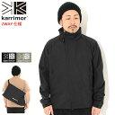 カリマー Karrimor ジャケット メンズ アーバン ユーティリティ ( Karrimor Urban Utility JKT ウインドブレーカー JAKET JACKET アウター ジャンパー・ブルゾン アウトドア 101221 ) ice field icefield
