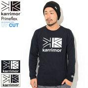 カリマーKarrimorTシャツ長袖メンズロゴPF(KarrimorLogoPFL/STeeティーシャツT-SHIRTSロングロンティーロンtトップスアウトドア3T03MAI1)