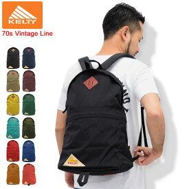 ケルティ KELTY リュック デイパック ( kelty Daypack 70s Vintage Line Bag バッグ Backpack バックパック 普段使い 通勤 通学 旅行 メンズ & レディース ユニセックス 男女兼用 ケルティー 2591918 )