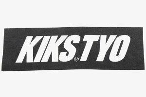 キックスティー・ワイ・オーKIKSTYOTシャツ半袖メンズボックスロゴ(KiksTyoBoxLogoS/STeeティーシャツT-SHIRTSカットソートップスKIKSTYOkiks・tyoキックスティーワイオーKT1803T-05)[M便1/1]icefiledicefield