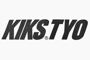 キックスティー・ワイ・オーKIKSTYOTシャツ半袖メンズキックスロゴ(KiksTyoKiksLogoS/STeeティーシャツT-SHIRTSカットソートップスKIKSTYOkiks・tyoキックスティーワイオーKT2024T-05KT1808T-02)[M便1/1]