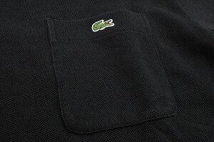 ラコステLACOSTETシャツ半袖メンズTH073EL(lacosteTH073ELS/STee鹿の子ピケポケットポケTティーシャツT-SHIRTSカットソートップス)icefieldicefield