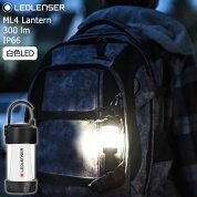 レッドレンザーLEDLENSERランタンML4コンパクト(LEDLENSERML4CompactLanternLEDランタンライト照明防水充電式300ルーメン白色アウトドアレジャーキャンプソロキャンプおうちキャンプベランピンググランピング502053)icefieldicefield