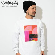 マークゴンザレスMarkGonzalesTシャツ長袖メンズフラワープラワー01(MARKGONZALESFlowerPlower01L/STeeティーシャツT-SHIRTSロングロンティーロンtトップスマークゴンザレスマーク・ゴンザレススケボーsk8スケーター男性用MG18W-LT01)