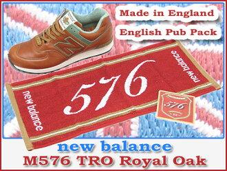 new balance (new balance) M576 TRO Royal Oak English Pub Pack ice filed icefield