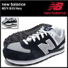 供新百伦new balance运动鞋人男性使用的M574 BGS Navy(new balance M574 BGS深蓝藏青色SNEAKER MENS、鞋鞋SHOES M574-BGS)ice filed icefield