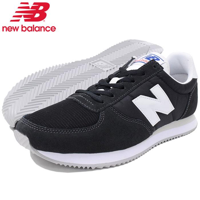 ニューバランス new balance スニーカー メンズ 男性用 U220 BK Black(newbalance U220 BK ブラック 黒 SNEAKER MENS・靴 シューズ SHOES U220-BK) ice filed icefield
