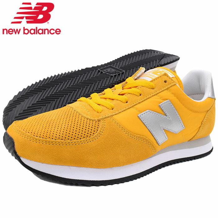 ニューバランス new balance スニーカー メンズ 男性用 U220 FA Yellow(newbalance U220 FA イエロー 黄 SNEAKER MENS・靴 シューズ SHOES U220-FA) ice filed icefield