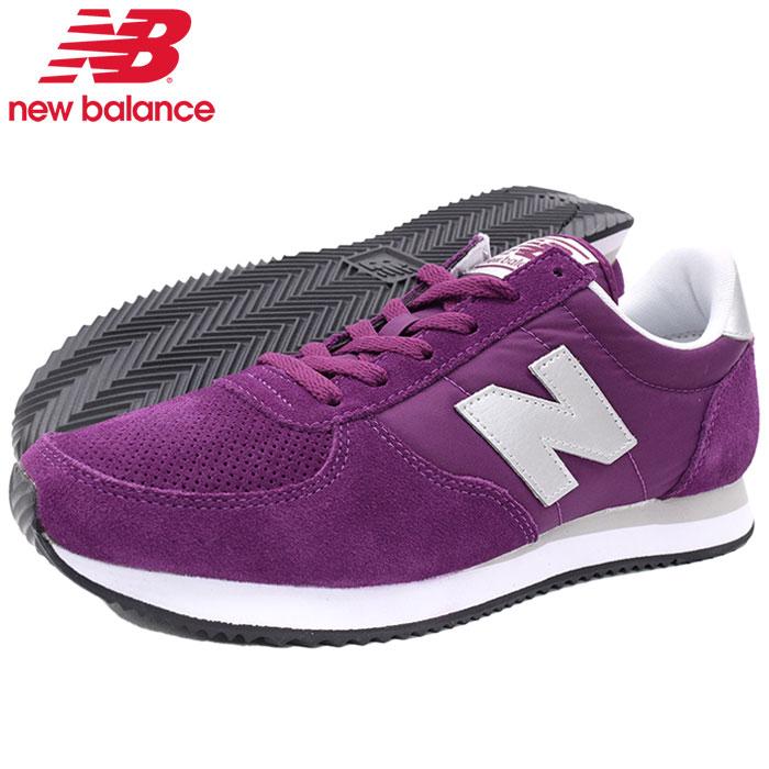 ニューバランス new balance スニーカー メンズ 男性用 U220 FB Purple(newbalance U220 FB パープル 紫 SNEAKER MENS・靴 シューズ SHOES U220-FB) ice filed icefield