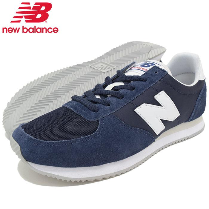 ニューバランス new balance スニーカー メンズ 男性用 U220 NV Blue(newbalance U220 NV ネイビー 紺 SNEAKER MENS・靴 シューズ SHOES U220-NV) ice filed icefield
