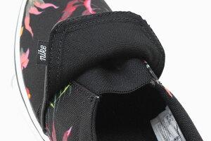 ナイキNIKEスニーカーレディース&メンズコートロイヤルACSLPSEBlack/Black(nikeCOURTROYALEACSLPSEスリッポンスリップオンSlip-OnSlipOnSlipOnブラック黒SNEAKERLADIESMENS・靴シューズSHOESスニーカCD8337-001)