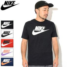 ナイキ NIKE Tシャツ 半袖 メンズ フーチュラ アイコン ( nike Futura Icon S/S Tee ティーシャツ T-SHIRTS カットソー トップス メンズ 男性用 AR5005 )[M便 1/1] ice field icefield