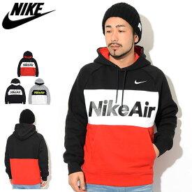 ナイキ NIKE プルオーバー パーカー メンズ ナイキ エア フリース ( nike Nike Air Fleece Pullover Hoodie フード フーディ スウェット Pull Over Hoody Parker トップス メンズ・男性用 CJ4825 ) ice field icefield