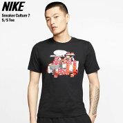 ナイキNIKETシャツ半袖メンズスニーカーカルチャー7(nikeSneakerCulture7S/STeeティーシャツT-SHIRTSカットソートップスメンズ男性用CK2662)[M便1/1]icefieldicefield