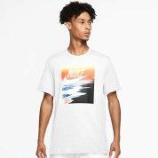 ナイキNIKETシャツ半袖メンズサマーフォト3ホワイト(nikeSummerPhoto3S/STeeWhiteティーシャツT-SHIRTSカットソートップスメンズ男性用CW0429-100)[M便1/1]icefieldicefield