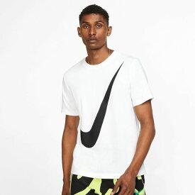 ナイキ NIKE Tシャツ 半袖 メンズ スウッシュ ( nike Swoosh S/S Tee スウォッシュ ティーシャツ T-SHIRTS カットソー トップス メンズ 男性用 BV7646 )[M便 1/1] ice field icefield