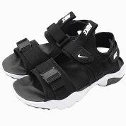ナイキNIKEサンダルレディース&メンズキャニオンサンダルBlack/White/Black(nikeCANYONSANDALスポーツサンダルSANDALLADIESMENS・靴シューズSHOESCI8797-002)