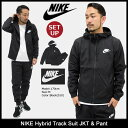 ナイキ NIKE セットアップ メンズ ハイブリッド トラックスーツ ジャケット アンド パンツ(nike Hybrid Track Suit JKT & Pa...