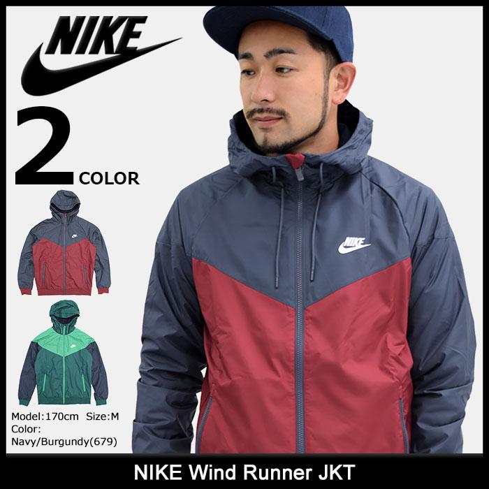 ナイキ NIKE ジャケット メンズ ウインド ランナー(nike Wind Runner JKT ナイロンジャケット ウインドブレーカー JACKET JAKET アウター ジャンパー・ブルゾン メンズ 男性用 727325) ice filed icefield