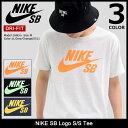 ナイキ NIKE Tシャツ 半袖 メンズ SB ロゴ SB(nike SB Logo S/S Tee SB DRI-FIT ティーシャツ T-SHIRTS カットソー トップス メンズ 男…