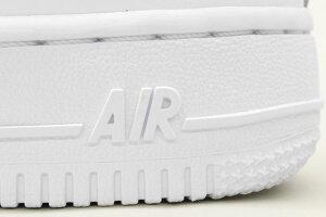 ナイキNIKEスニーカーレディース女性用エアフォース1GSWhite/White(nikeAIRFORCE1GSホワイト白SNEAKERLADIES・靴シューズSHOES314192-117)